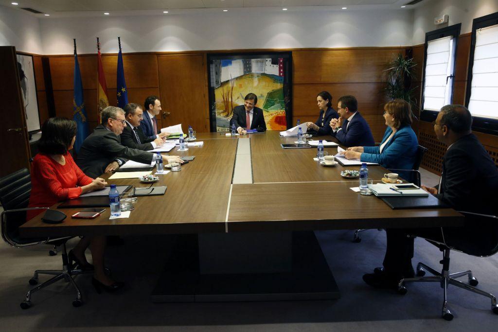 El Gobierno de Asturias destina 450.000 euros a subvenciones para la mejora de casas consistoriales y edificios públicos municipales