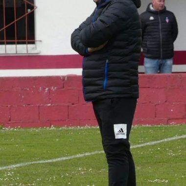 César, Nuevo Entrenador del Navia CF Femenino