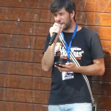 Hugo González, Pregonero de las Fiestas de Andés