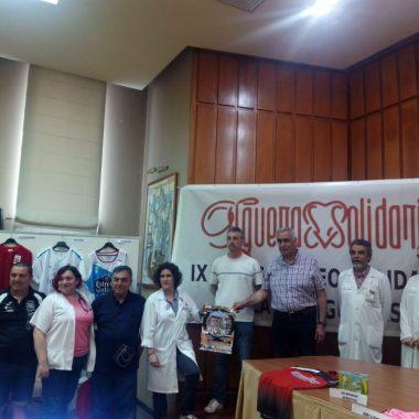 Presentación del IX Cross/Paseo Solidario Villa de Figueras