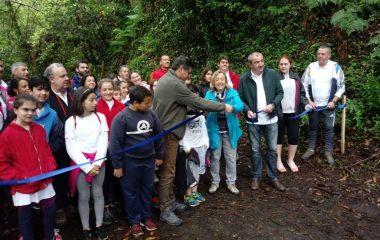 Primer Encuentro de Centros Educativos de la Reserva de la Biosfera del Río Eo, Oscos y Terras de Burón