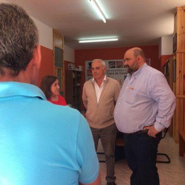 La militancia socialista de Tapia respalda con un 90% de apoyos, el pacto Psoe-Foro Asturias para formar gobierno