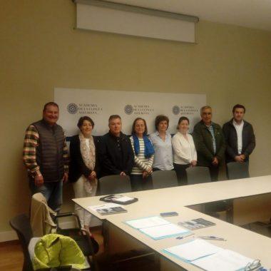 """Primera reunión en la Academia de la Llingua para elaborar un """"Diccionario oficial y normativo para el Navia-Eo"""""""