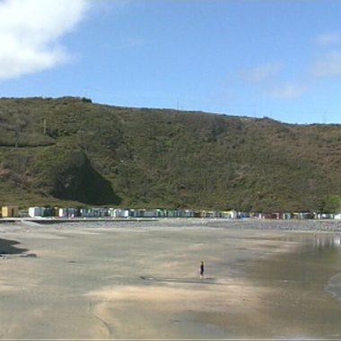 Verano sin casetas en las playas de Luarca