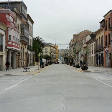 La Asociación de Comerciantes de Ribadeo pide la suspensión de cuotas y obligaciones tributarias de forma temporal