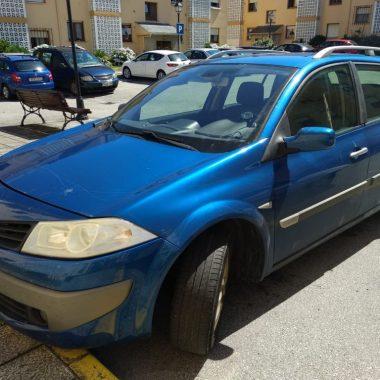 """Rayan el coche de la alcaldesa de Tapia de Casariego """"por alguna gente que tiene algún problema con el cambio que se ha iniciado en el ayuntamiento"""""""