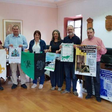 24 stands participarán en la Feria de Antigüedades y Coleccionismo de Vegadeo, este fin de semana