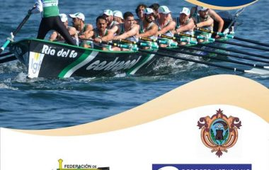 Castropol acoge la XXXI Bandera Princesa de Asturias de Traineras