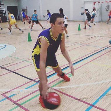 Finaliza el Campus de Verano de Baloncesto de Vegadeo
