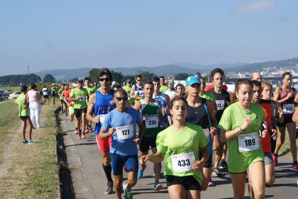 El IX Cross/Paseo Solidario Villa de Figueras reunirá a 1.500 participantes