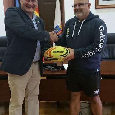El Be One Ribadeo, de la mano del Ayuntamiento, impulsa una Escuela de Rugby en Vegadeo