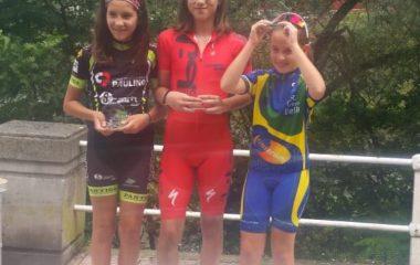 Dos nuevos triunfos de Carla Suárez en Sariego y Lugones
