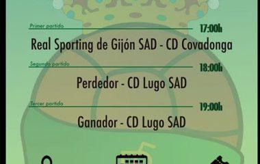 VI Memorial Isco de Fútbol Juvenil en Barcia