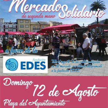 I Mercado Solidario de Segunda Mano na Caridá (El Franco)