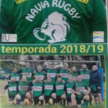 El Navia Rugby Club iniciará la Pre-temporada el 20 de agosto