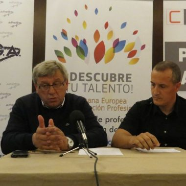 Ribadeo conmemora la Semana Europea de Formación Profesional