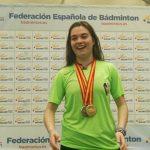 Ruth Veiguela, convocada para el Campeonato del Mundo Junior de Bádminton