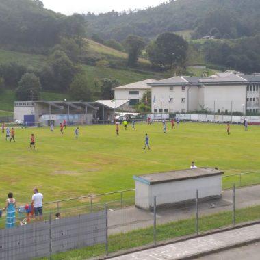 El Treviense gana su 2º partido en San Miguel ante el Miranda