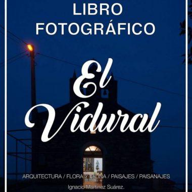 """Jose Ignacio Martínez presenta el libro """"El Vidural"""", el 14 de septiembre, en El Liceo"""