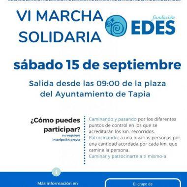 VI Marcha Solidaria de la Fundación EDES