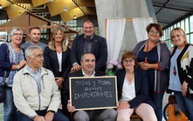 Día Internacional de las Personas de Edad en Taramundi