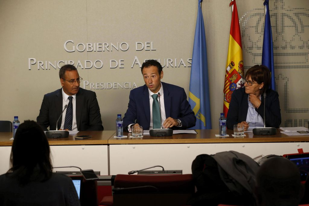 3,8 millones de euros para arreglar carreteras de titularidad autonómica
