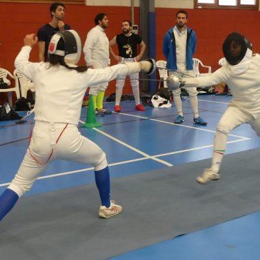 Todo preparado para la II Copa Ramón de Campoamor de Esgrima