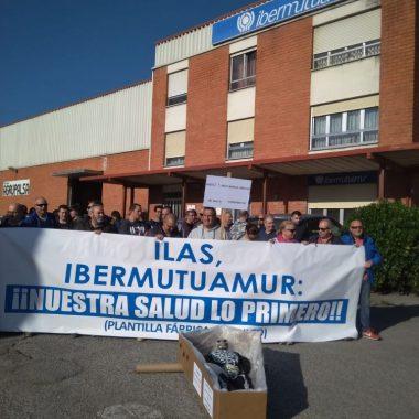 Los trabajadores de Reny Picot piden la gestión adecuada de sus bajas por parte de la Mutua
