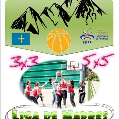 Comienza la Liga de Madres de Baloncesto con la participación del CB Marchica