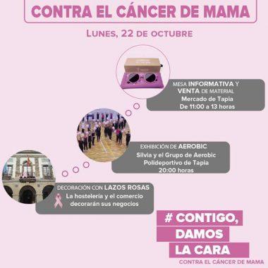 Tapia de Casariego Contra el Cáncer de Mama