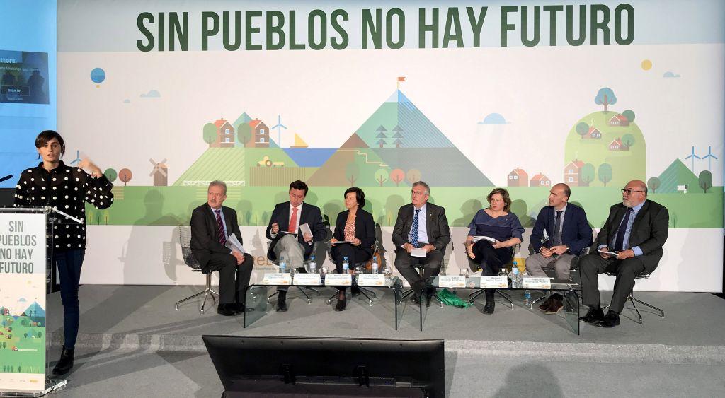 Legislación y nuevas tecnologías, claves para evitar el despoblamiento de las zonas rurales