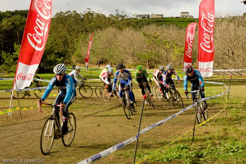 Navia acogerá el 23 de diciembre el Campeonato de Asturias de Ciclocross