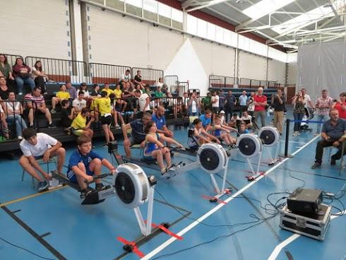 Navia, sede del Campeonato de España de Ergómetro 2021 en Noviembre