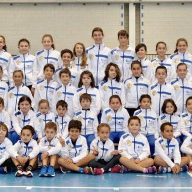 Presentación de la Escuela del Club Atletismo Occidente para esta Temporada