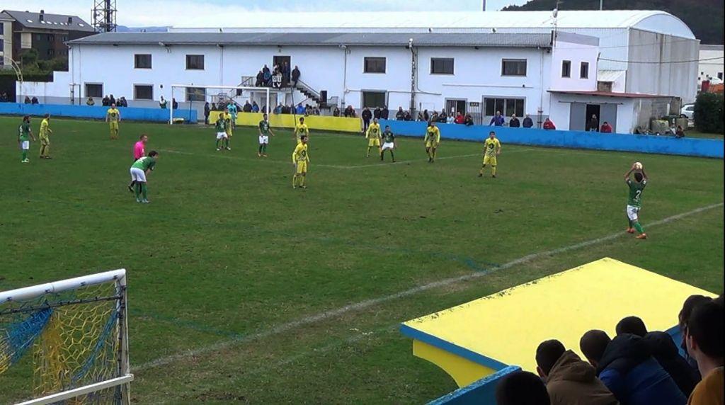 Triunfo del Puerto de Vega ante la UD Castros (0-2)