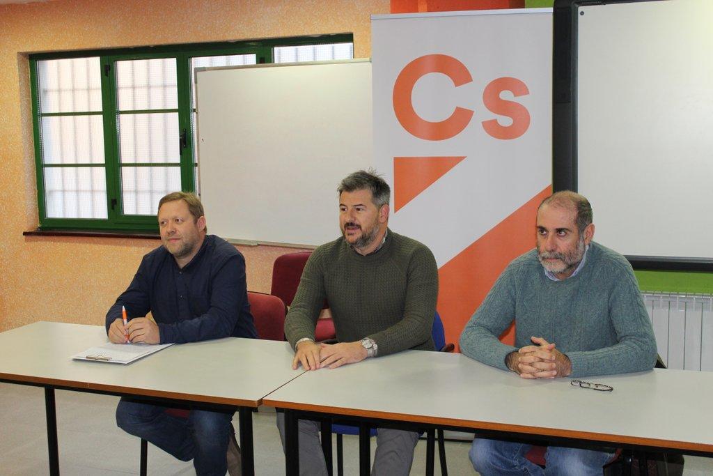 José Ramón Álvarez, candidato de Ciudadanos a la alcaldía de Vegadeo