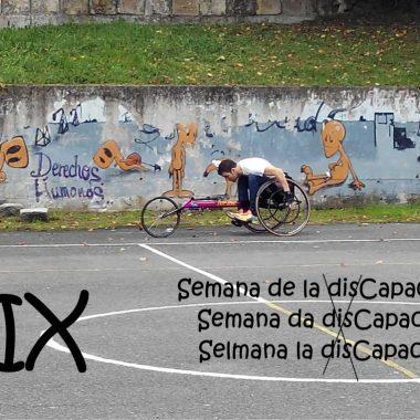 El IES de Vegadeo celebra la IX Semana de la Capacidad