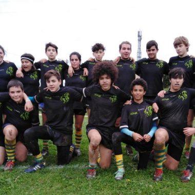 El BeOne Rugby recupera el paso en Los Juegos Deportivos y el Sub-16 vence al Orense