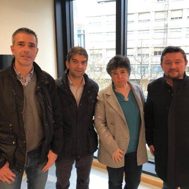 ADIF anuncia en Ferrol, la intención de renovar las máquinas en la línea de tren Ribadeo-Ferrol