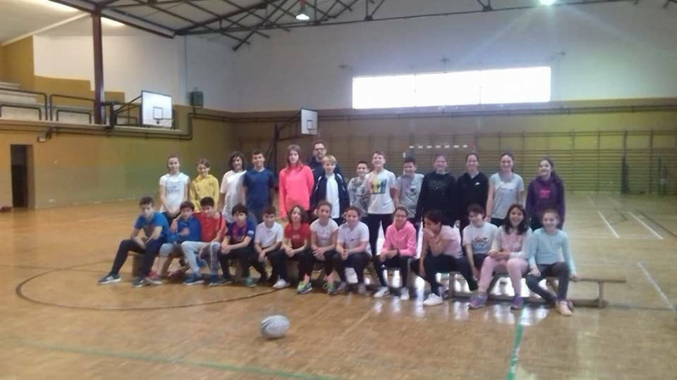 El Navia Rugby Club continúa con la Promoción de este deporte en el Occidente