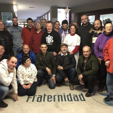 Solidaridad con la asociación Fraternidad y Fundación Edes