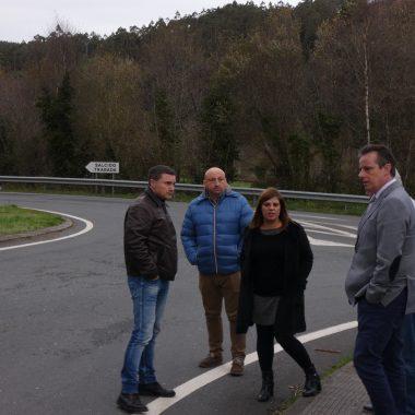 El Psoe asturiano seguirá exigiendo al gobierno central, una actuación que mejore la seguridad de acceso desde la Nacional a San Tirso de Abres