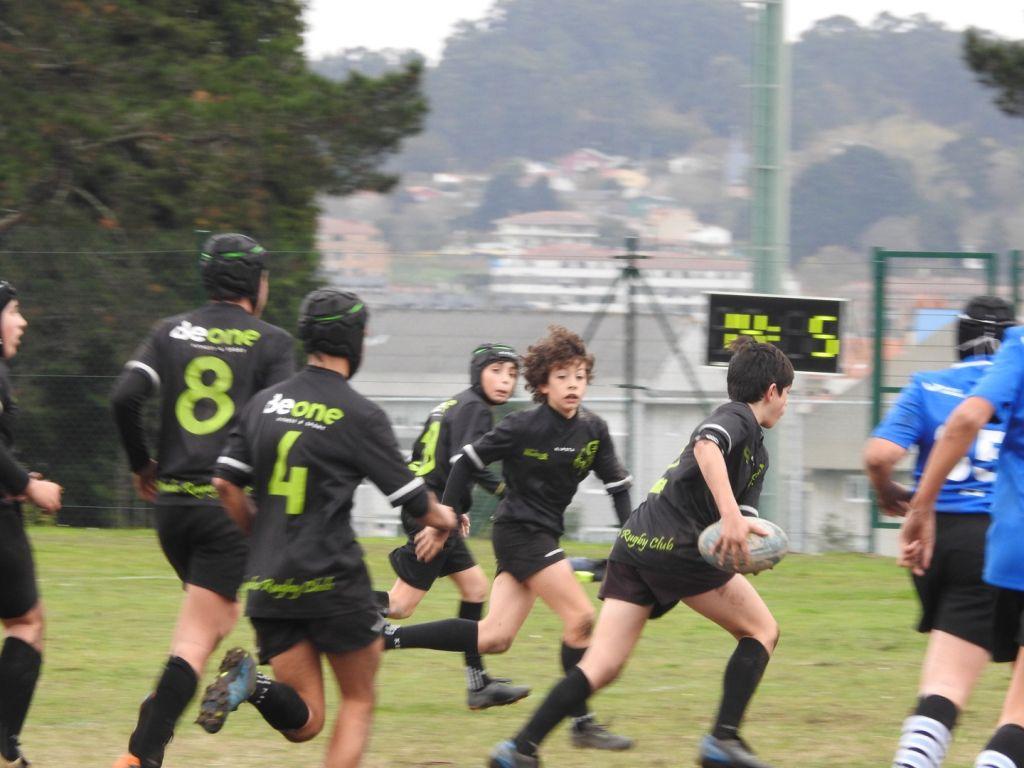 El Beone Rugby ofertará escuelas municipales en Barreiros, Foz y Burela con el objetivo de jugar una liga zonal de A Mariña