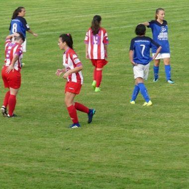 Este sábado se disputa el derbi del Occidente de Fútbol Femenino Navia-Real Tapia
