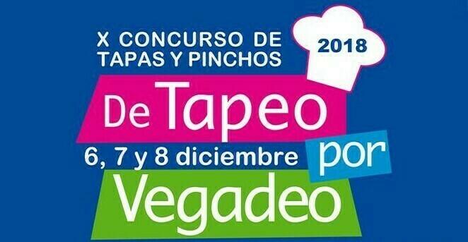 X edición del Concurso de tapas y pinchos Tapeo por  Vegadeo