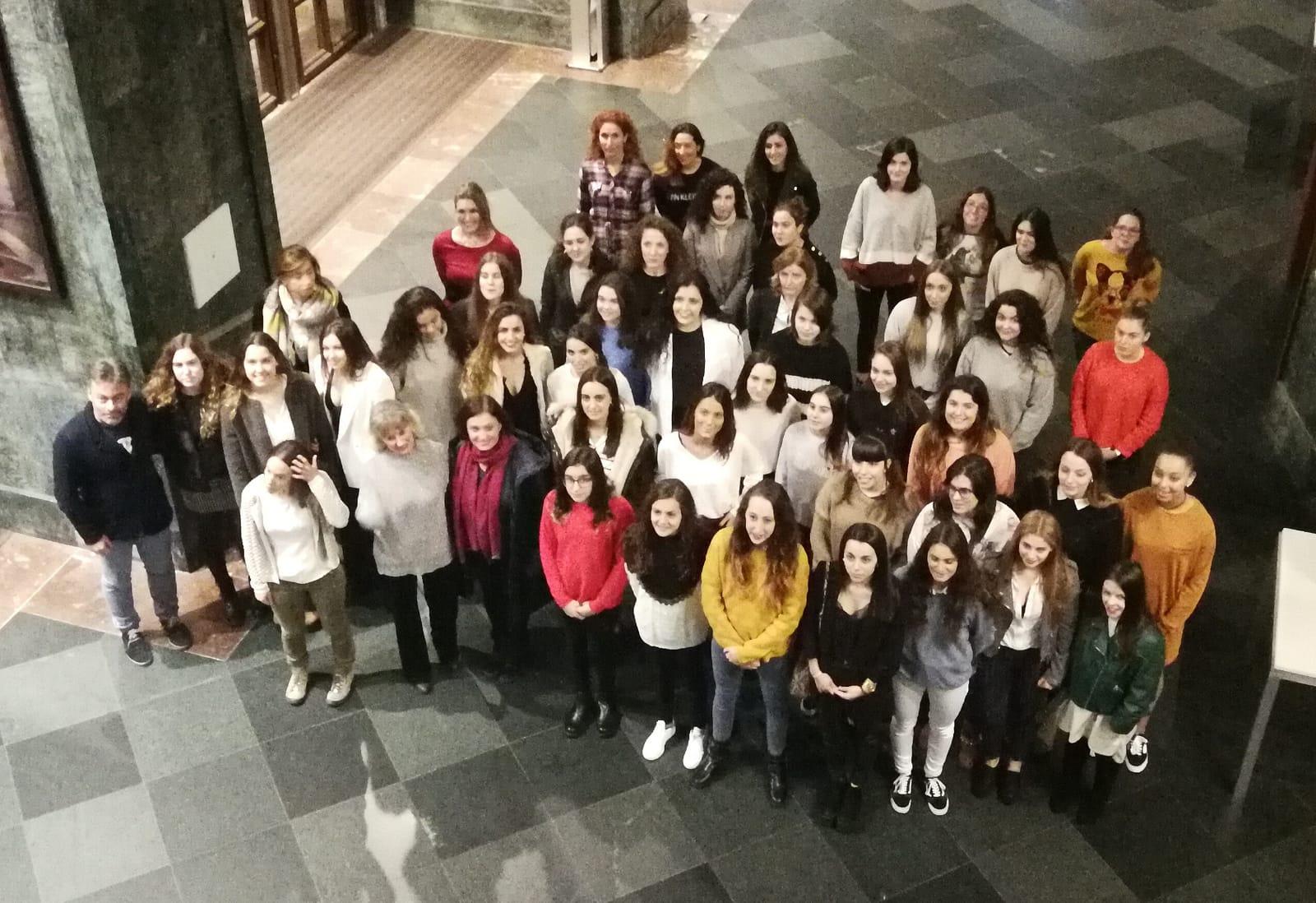 Ocho Deportistas de la Comarca entre las Galardonadas con el Premio Jugamos por la Igualdad