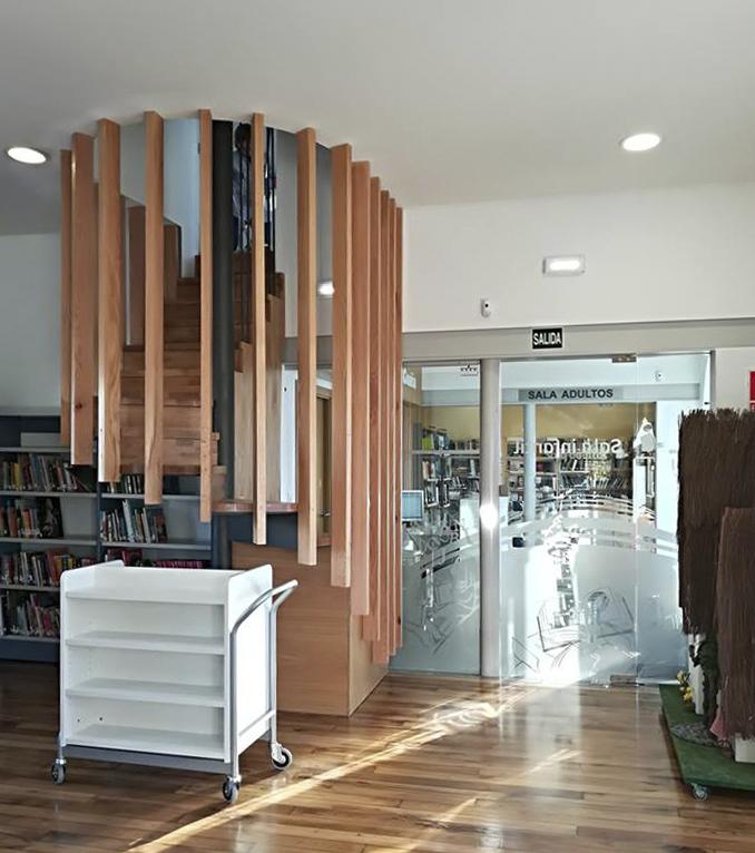 Un proyecto de la Biblioteca de Coaña consigue el Sello CCB (Consejo de Cooperación Bibliotecaria) 2020