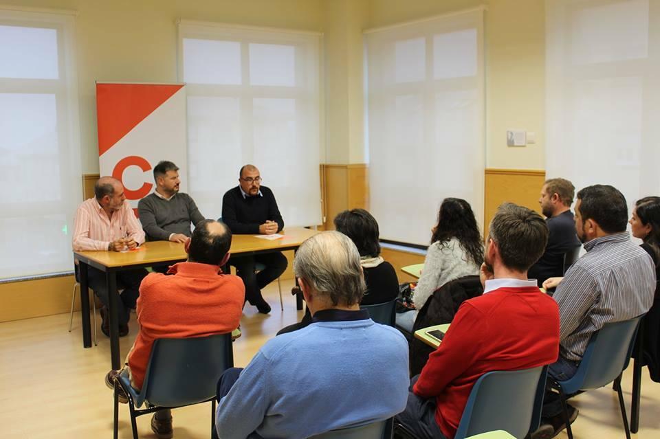 """Ciudadanos Tapia cree """"inadmisible"""" la subida de salarios en el equipo de gobierno municipal"""