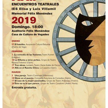 El grupo Casadoiro cerrará los XXII Encuentros Teatrales del IES de Vegadeo
