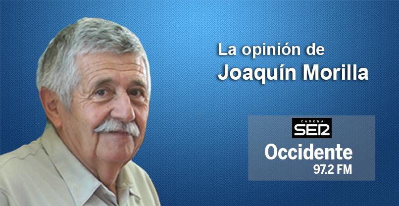La Opinión de Joaquín Morilla
